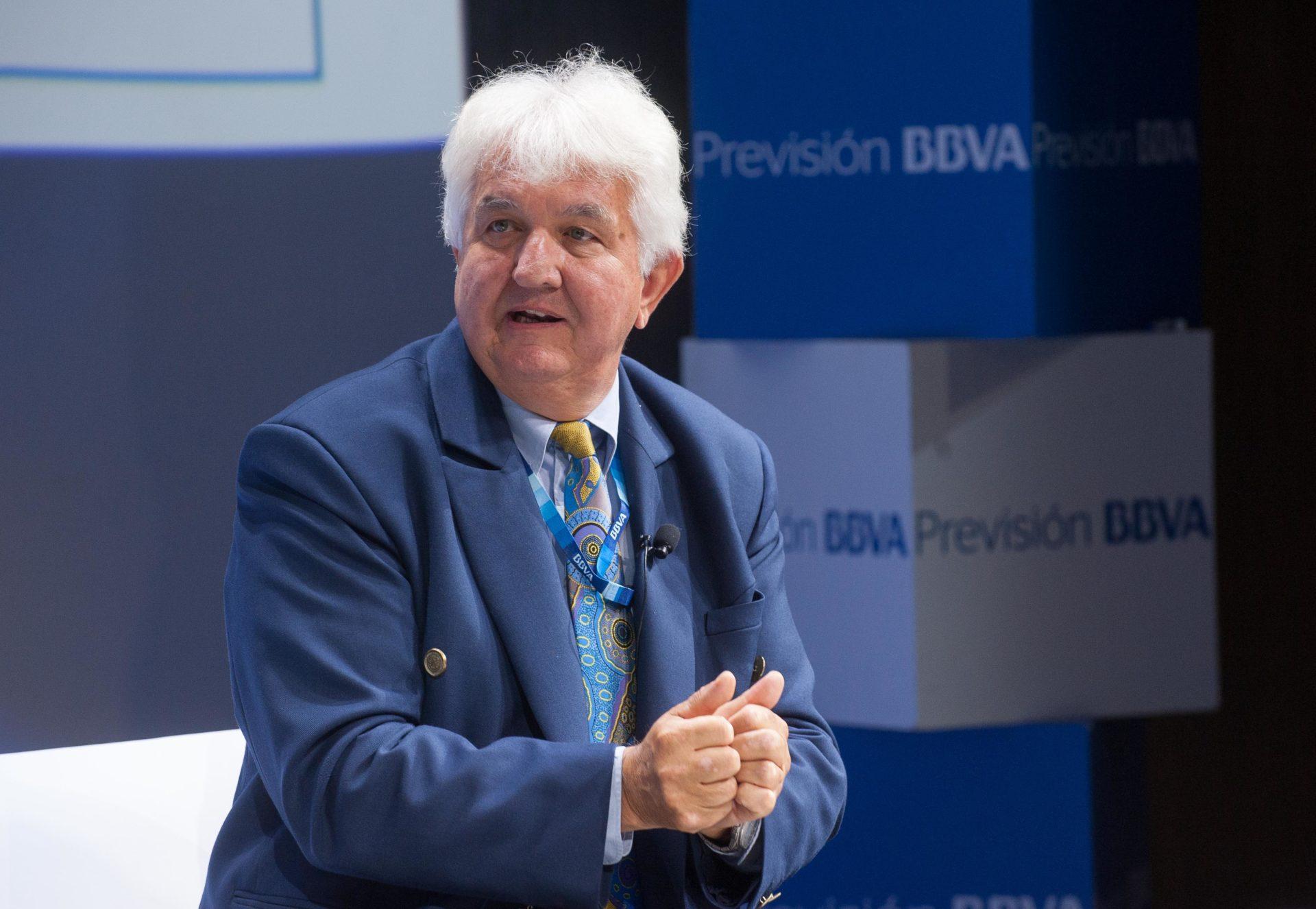 Fotografia de foro expertos pensiones economia jubilacion BBVA