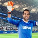 Claudio Bravo, portero chileno del Manchester City