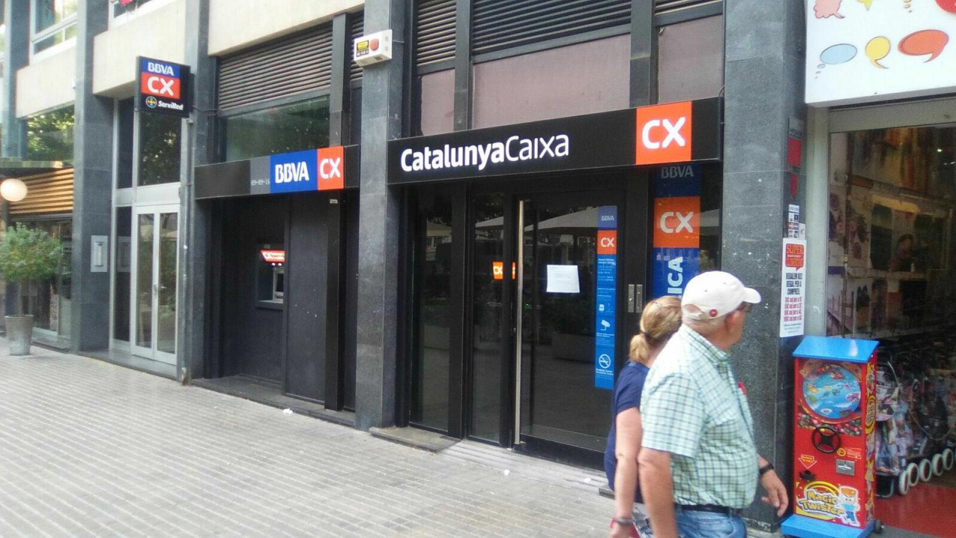 Bbva y cx culminan con xito su integraci n bbva for Cx catalunya caixa oficinas