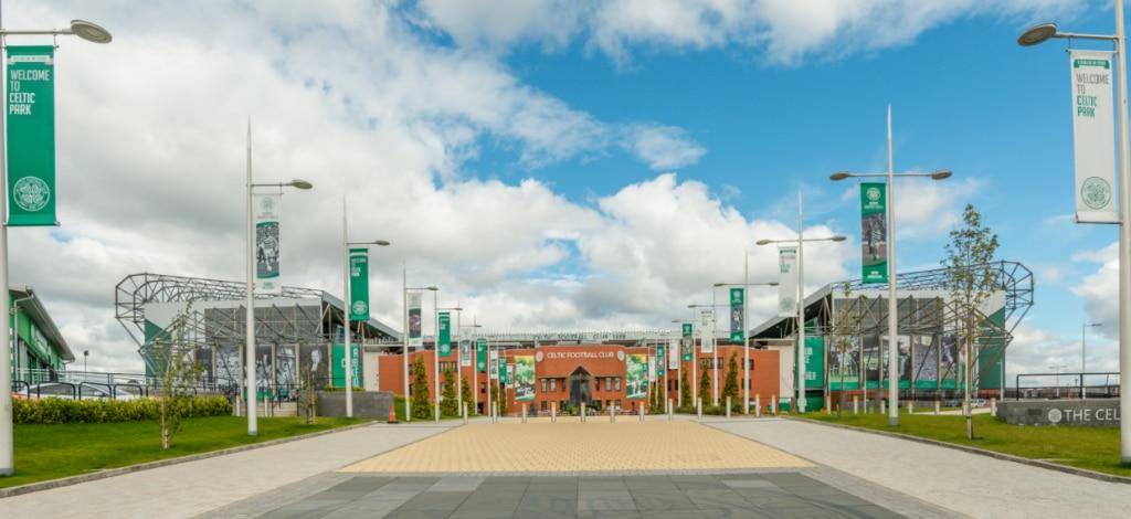 Celtic Park, estadio del Celtic de Glasgow