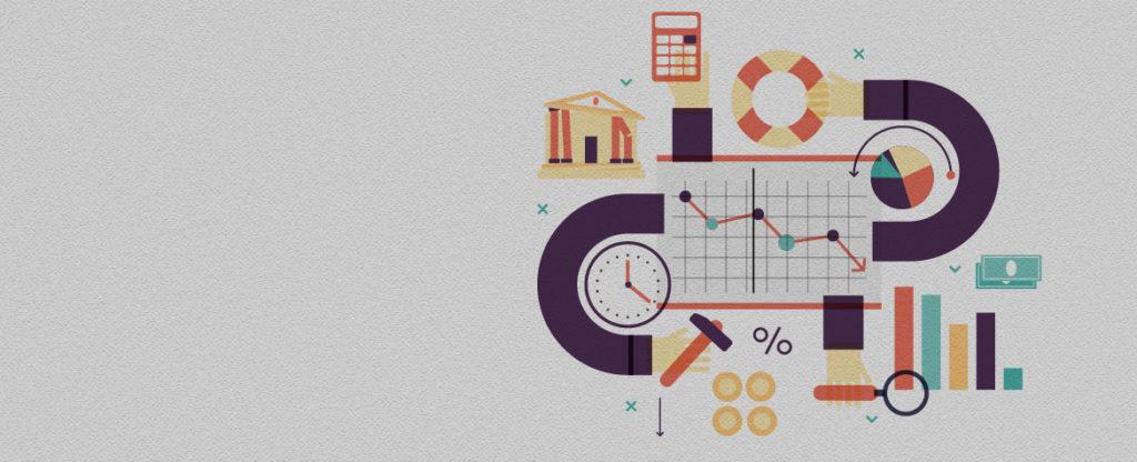 Ilustración de las medidas de bancos centrales en momentos de incertidumbre