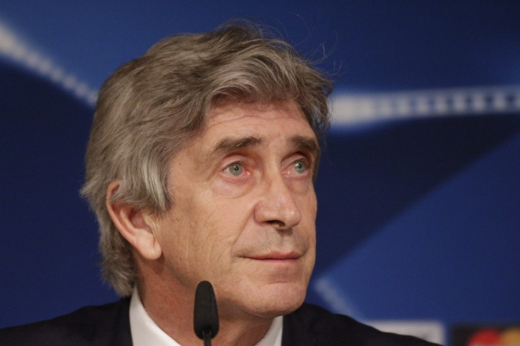 Manuel Pellegrini, entrenador chileno | Foto: Europa Press