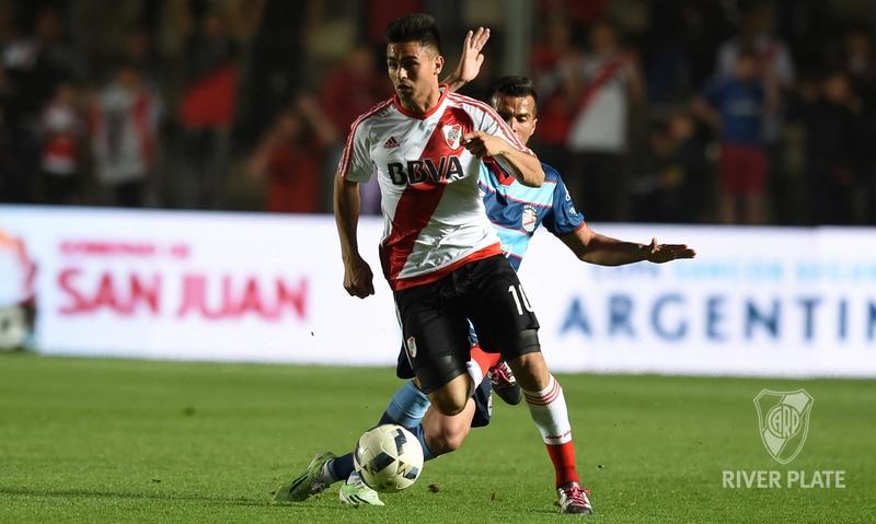 Fotografía de River Plate vs. Arsenal octavos copa argentina