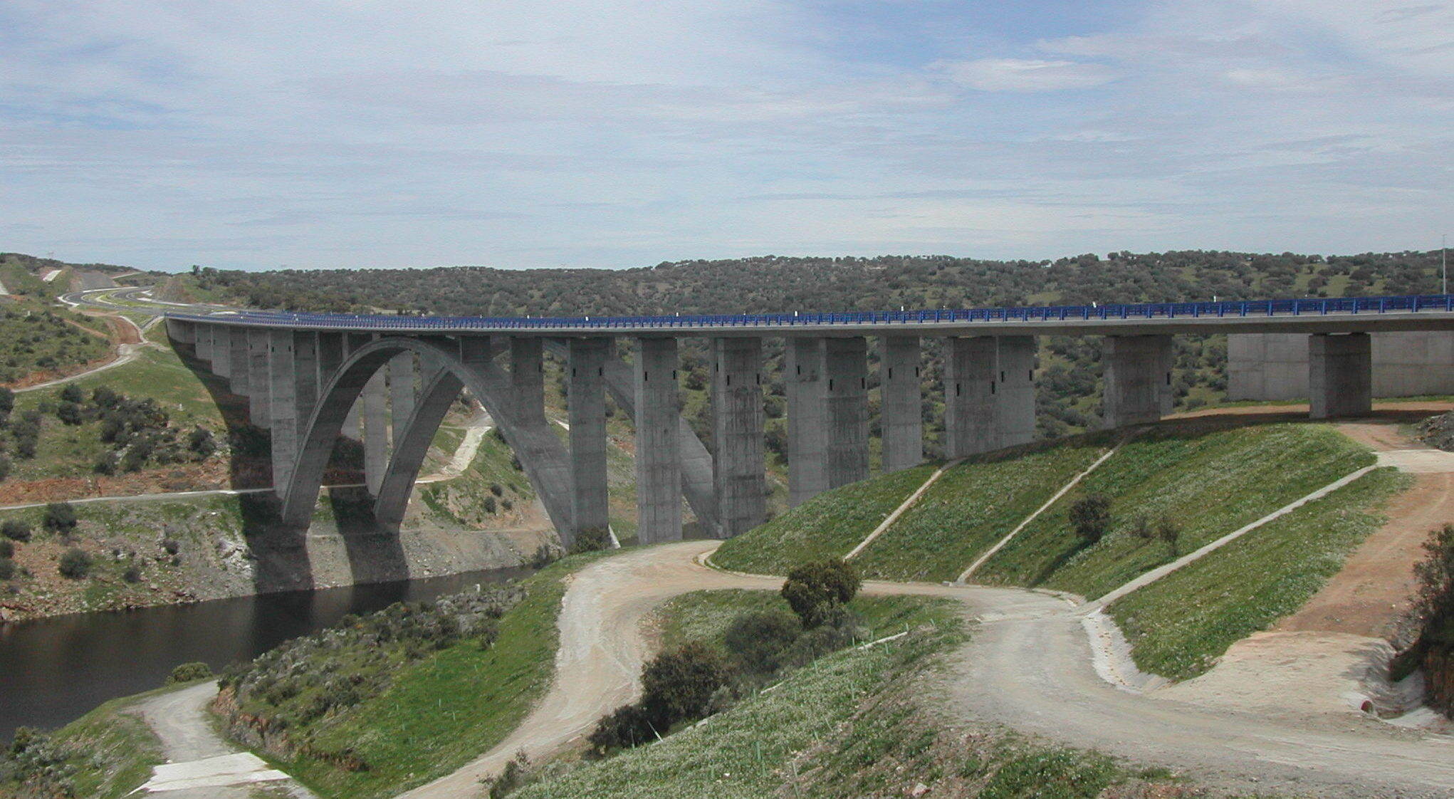 Autopista A66, España