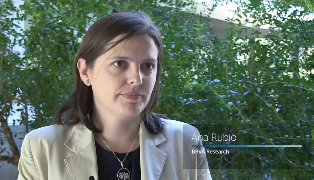 FOTOGRAFÍA de Ana Rubio, Economista de BBVA Research, BBVA