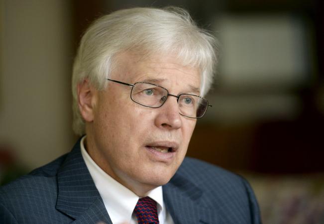 Fotografía de Bengt Holström, premio Nobel economía