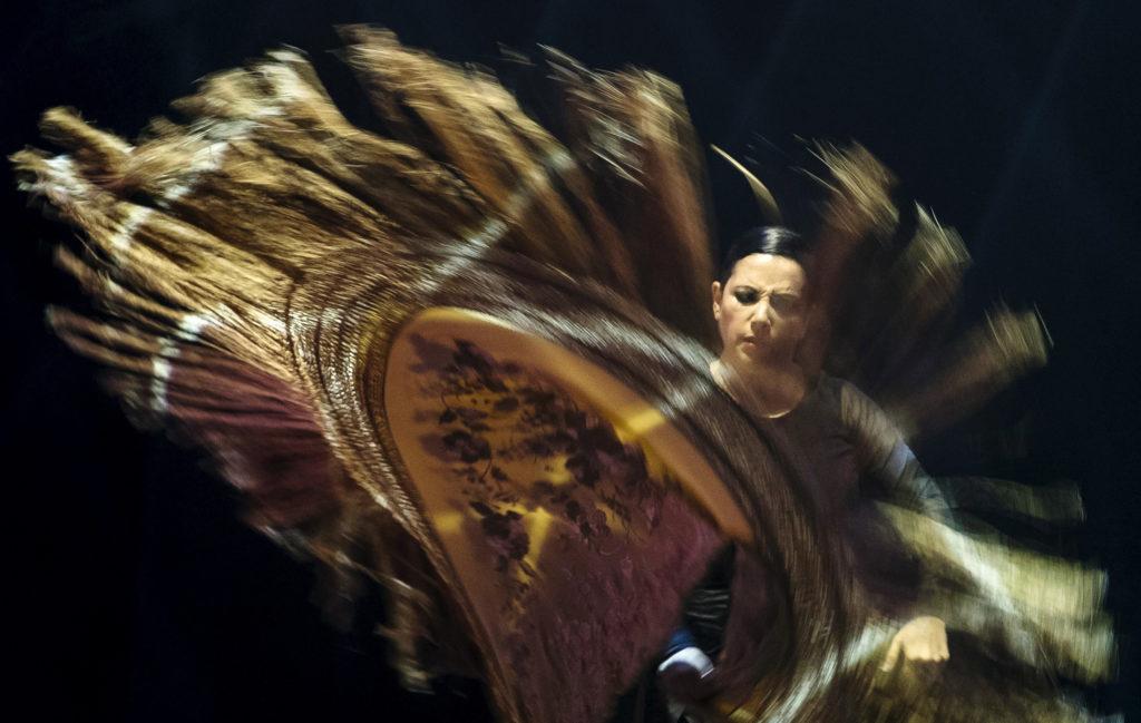Eva Yerbabuena actuará en la Temporada BBVA de Danza de Terrassa