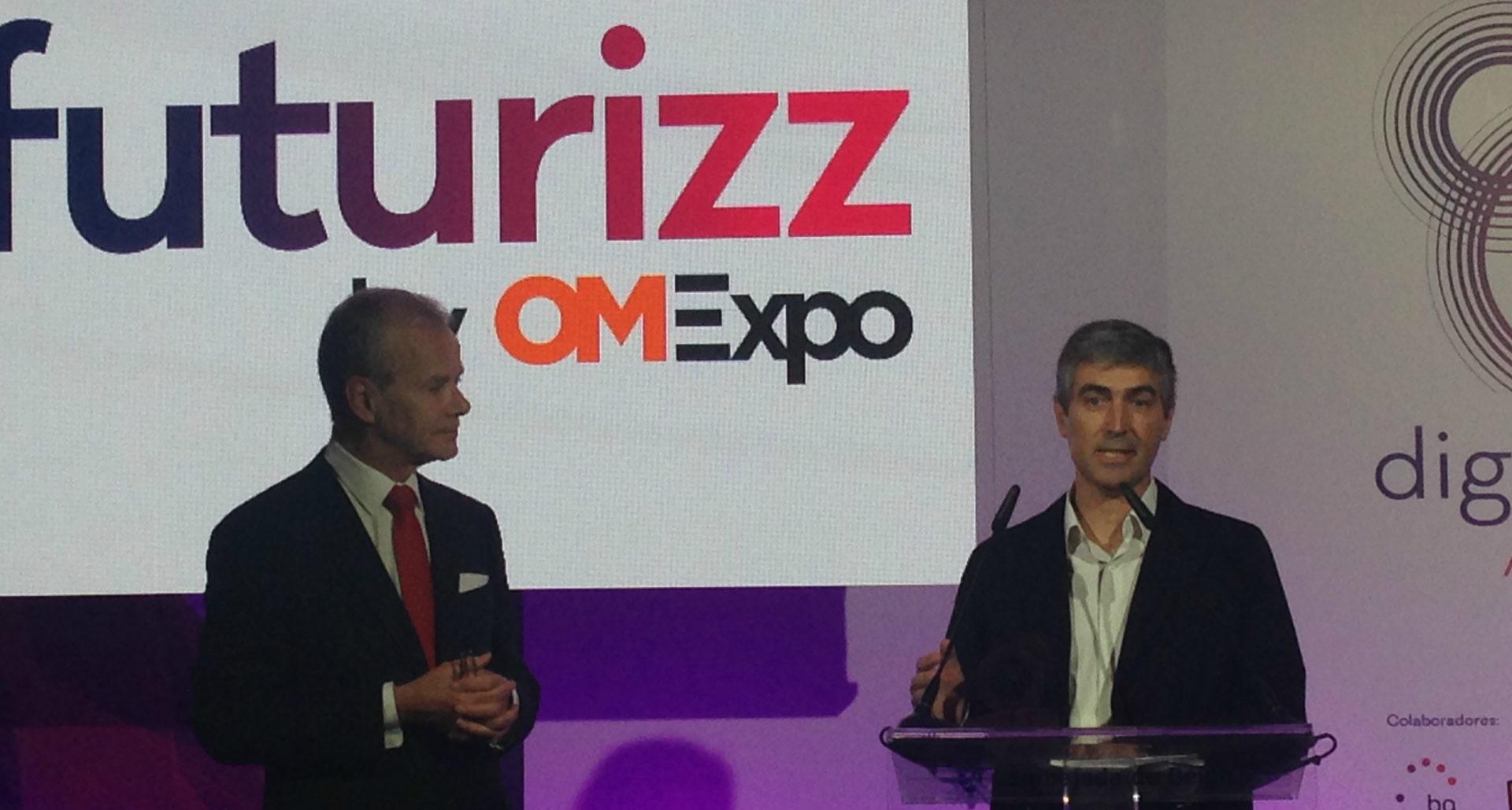 BBVA recibe premio en Futurizz