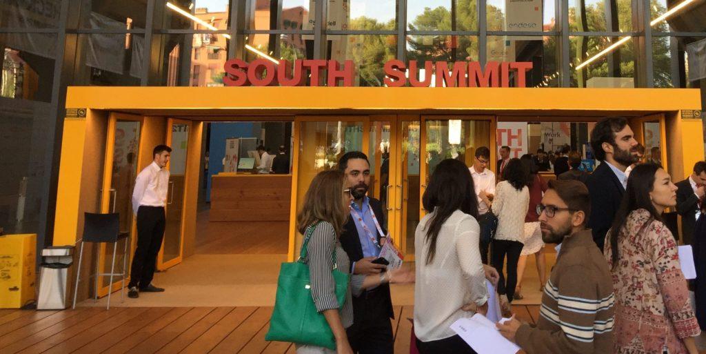 Innovación, emprendimiento e ideas nuevas en South Summit 2016
