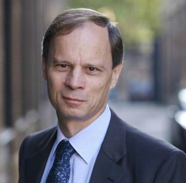 Fotografía de Jean Tirole, premio Nobel de Economía, Fundación BBVA, Fronteras del Conocimiento
