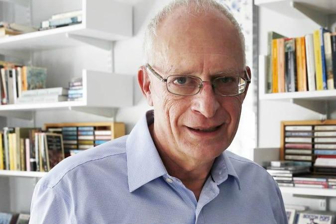 Fotografía de Oliver Hart, premio Nobel economía