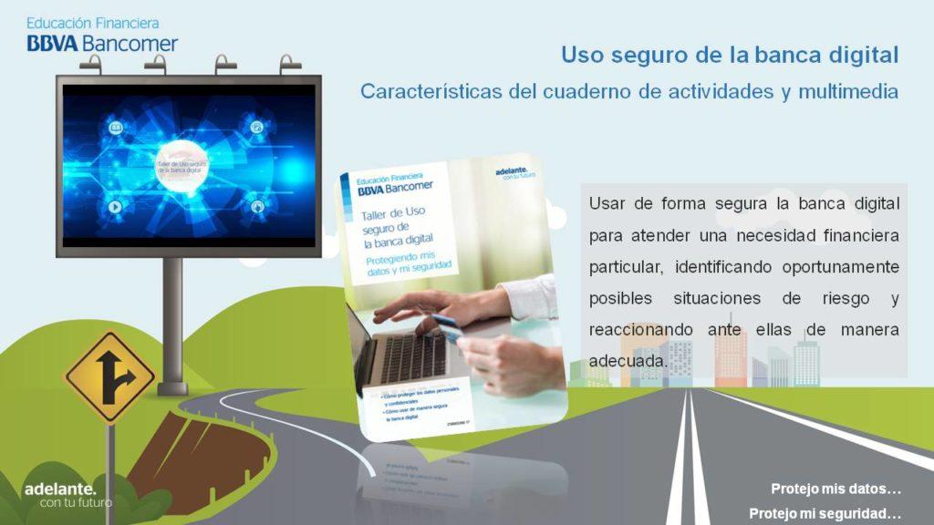Uso Seguro de la Banca digital