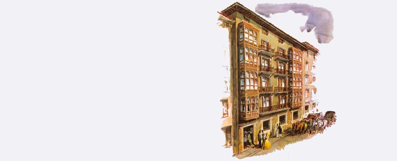 Bbva breve historia de bbva vi el 39 crac 39 del 29 y la for Sucursales banco santander barcelona