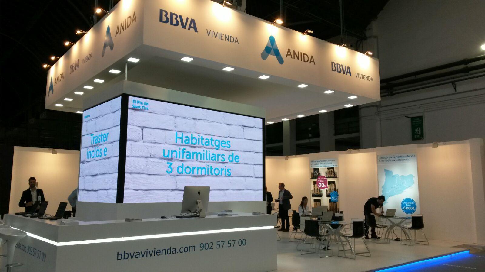 Anida presenta su colecci n de oto o en los principales for Inmobiliaria de bbva