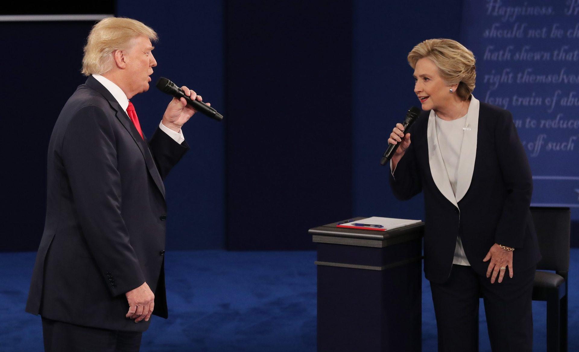 Debate presidencial de EEUU