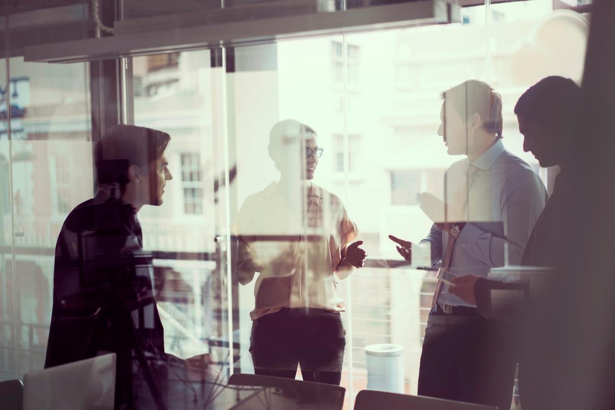 gente conversación business emprendedores fintech recurso bbva