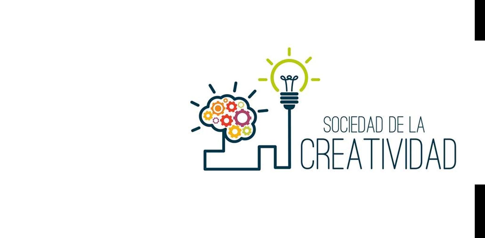 Logo de evento Sociedad de la creatividad