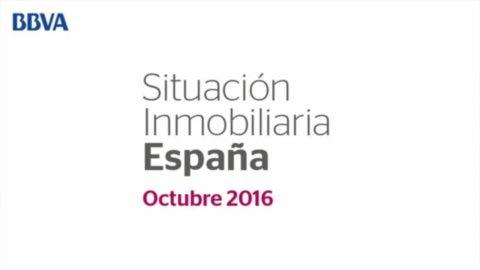 Situación inmobiliaria España octubre 2016