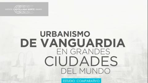 fotografia de urbanismo vanguardia grandes ciudades mundo arquitectura estudio distrito castellana norte bbva