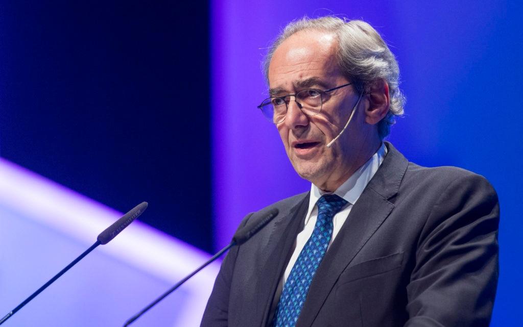 José Manuel González-Páramo, consejero ejecutivo de BBVA.