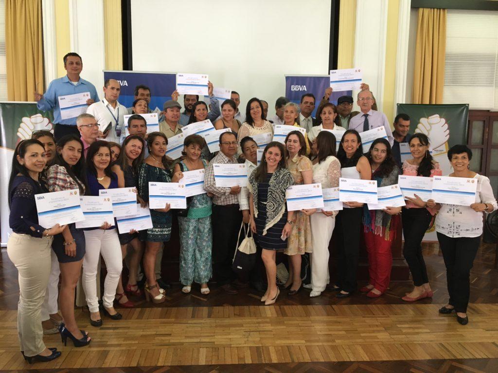 Escuela para el emprendimiento BBVA en Santander