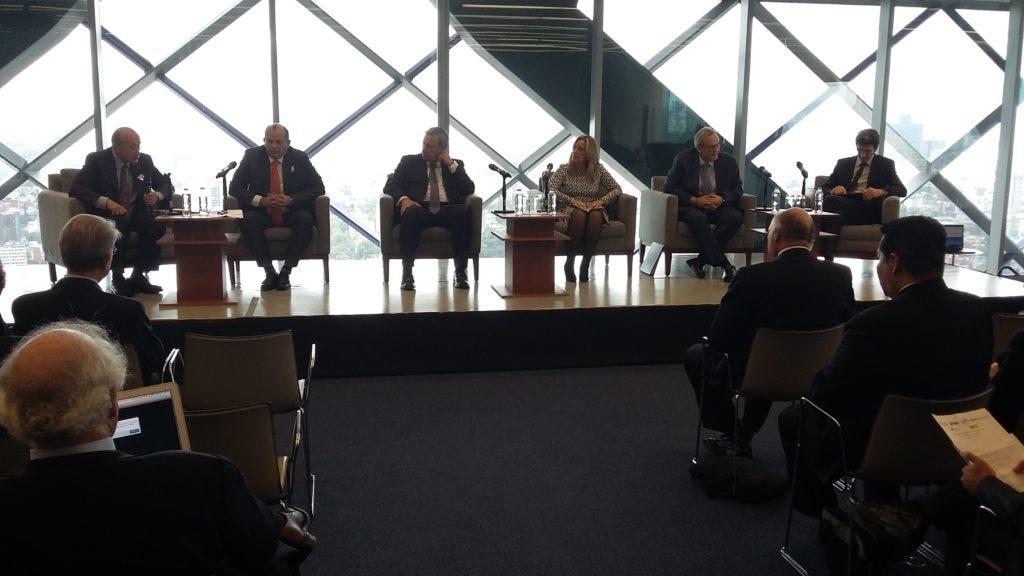 Empresarios comentan avances de la Alianza del Pacífico