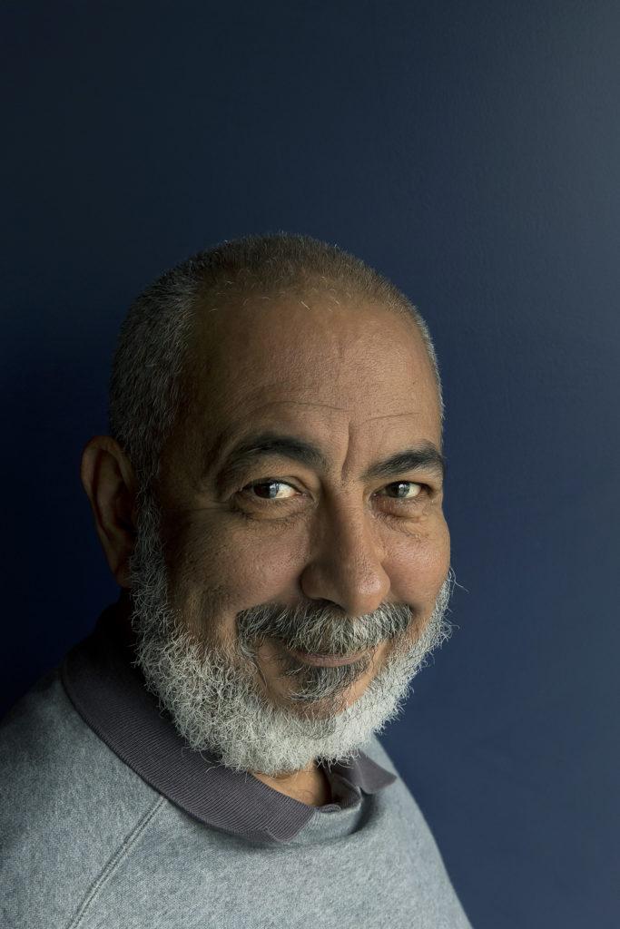 fotografía de Leonardo Padura, escritor cubano
