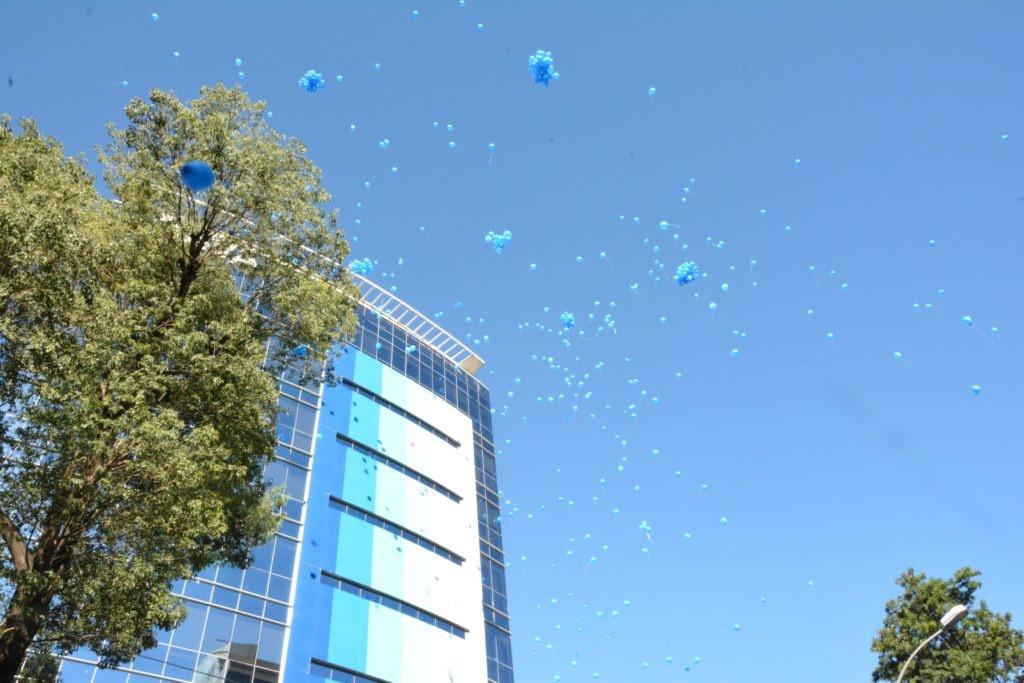 Lanzamiento Marea Azul Paraguay