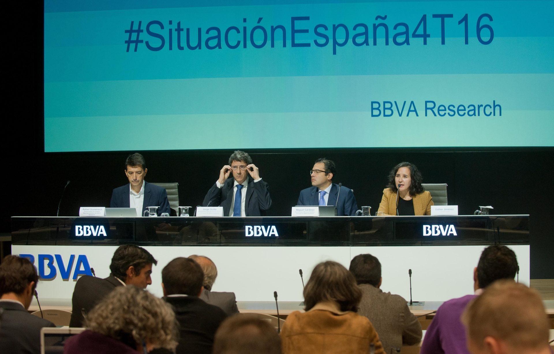 Presentación Situación España 4T16, BBVA Research