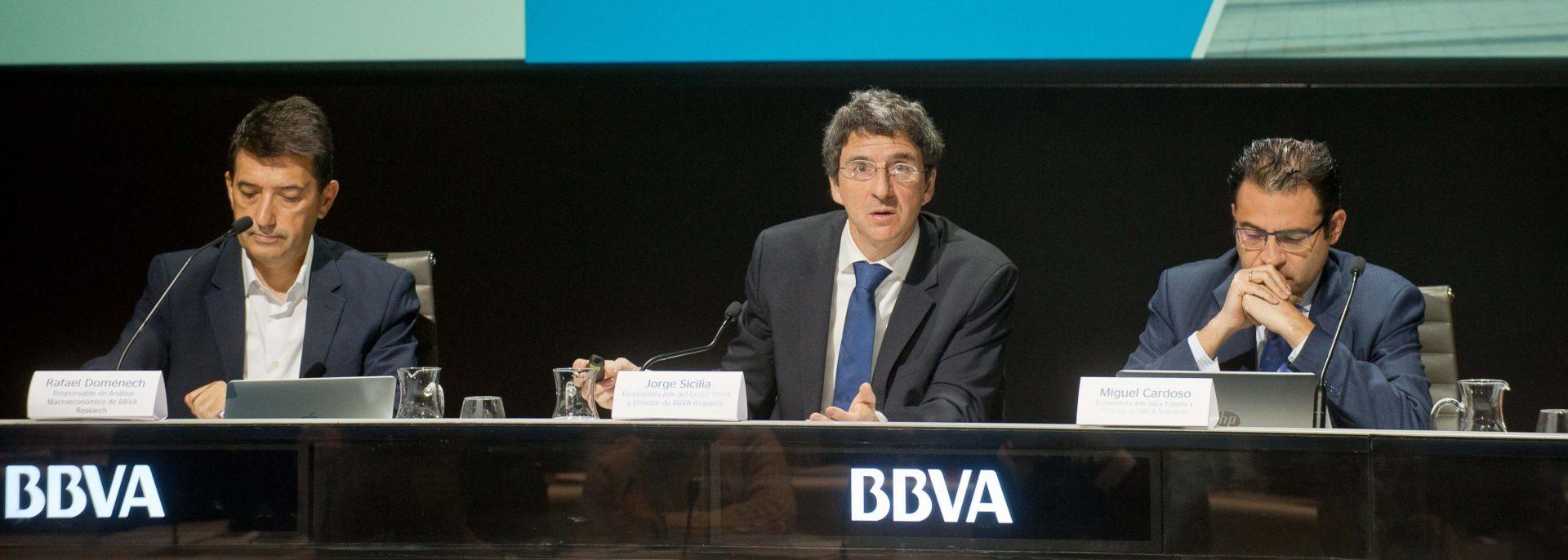 Rafael Doménech, Jorge Sicilia y Miguel Cardoso - Presentación Situación España 4T16, BBVA Research