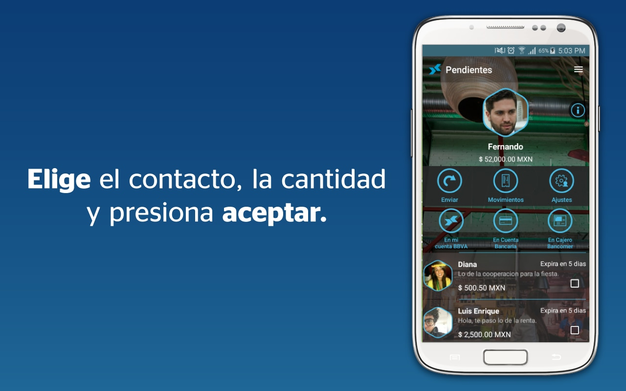 Send-bancomer -Eligecontacto enter 4 -1280x800