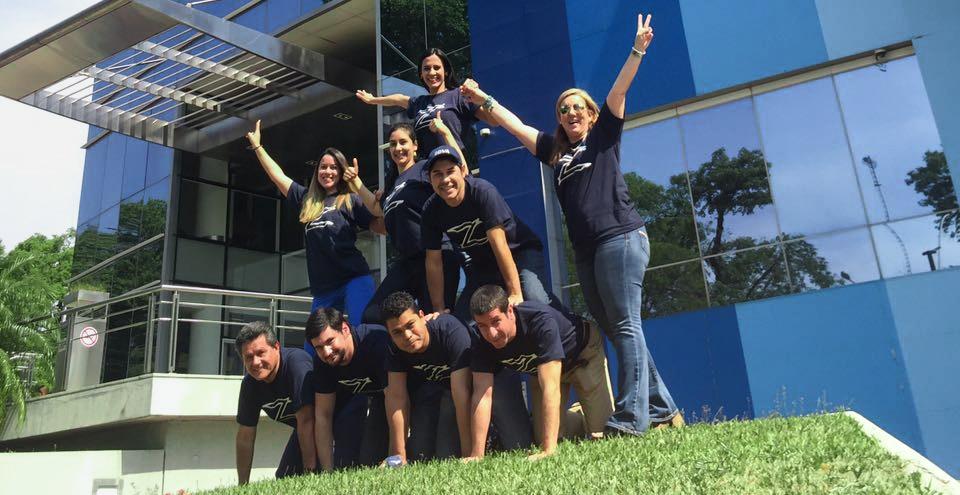 Equipo Z Desafío interno BBVA Paraguay