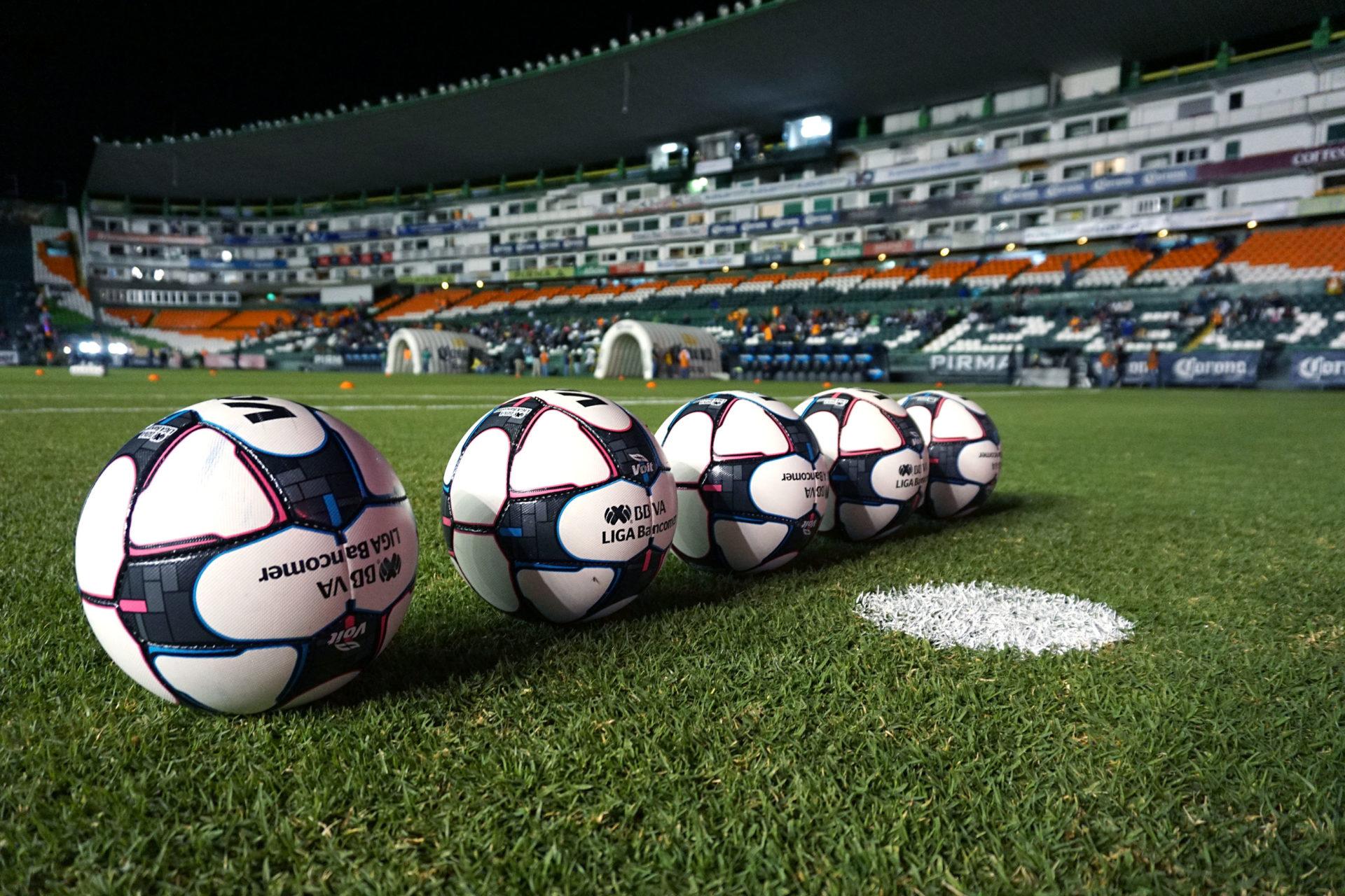 Balones de la Liga BBVA Bancomer MX - RECURSO