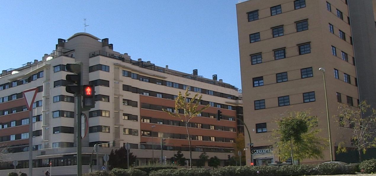 captura de vídeo viviendas Madrid