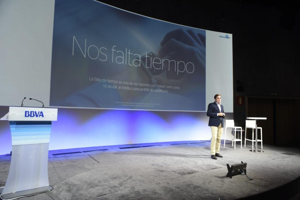 Gonzalo Rodríguez es el responsable de Transformación Digital de BBVA España
