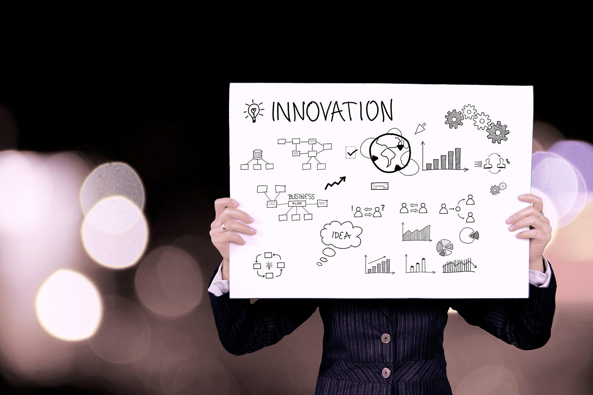 innovación cartel
