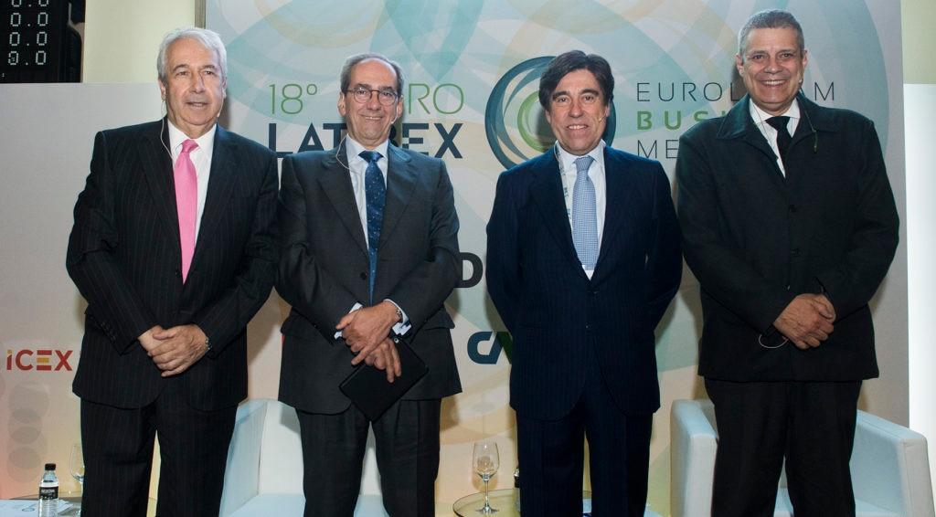 José Manuel González-Páramo en el Foro latibex BBVA