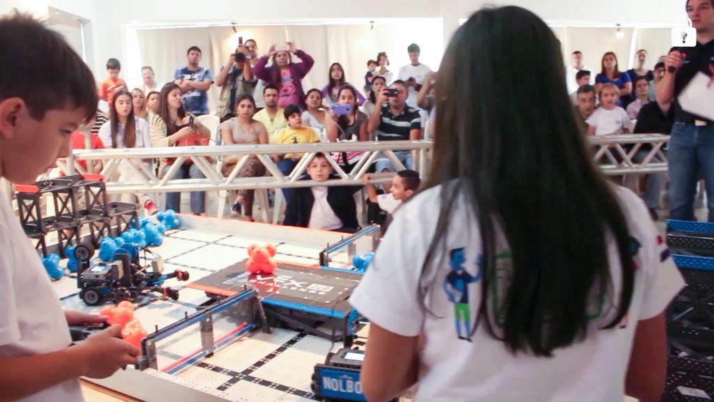 Liga Nacional de Robótica Paraguay