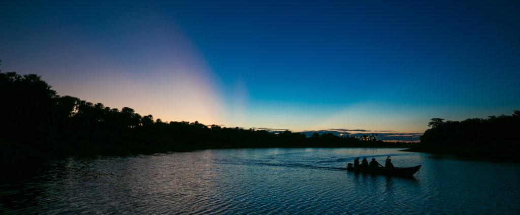 Río en Paraguay