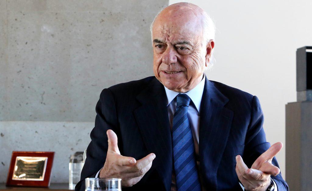 El Mercurio, entrevista Francisco González