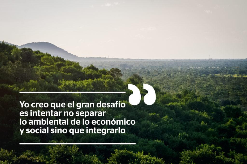 Paisaje paraguayo