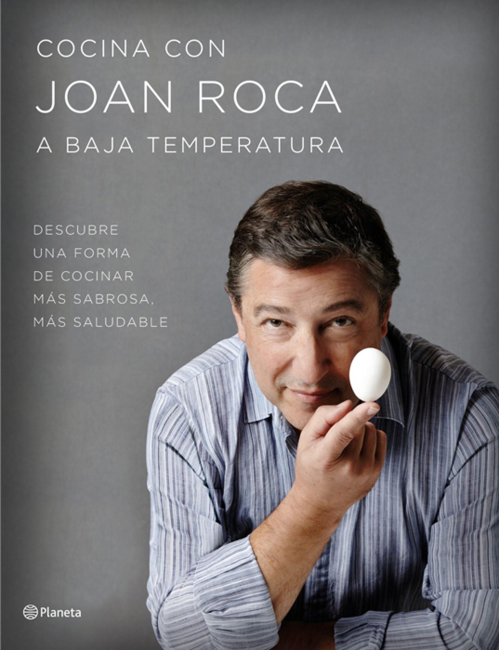 Recetas y an cdotas los mejores libros de el celler de for Cocina baja temperatura