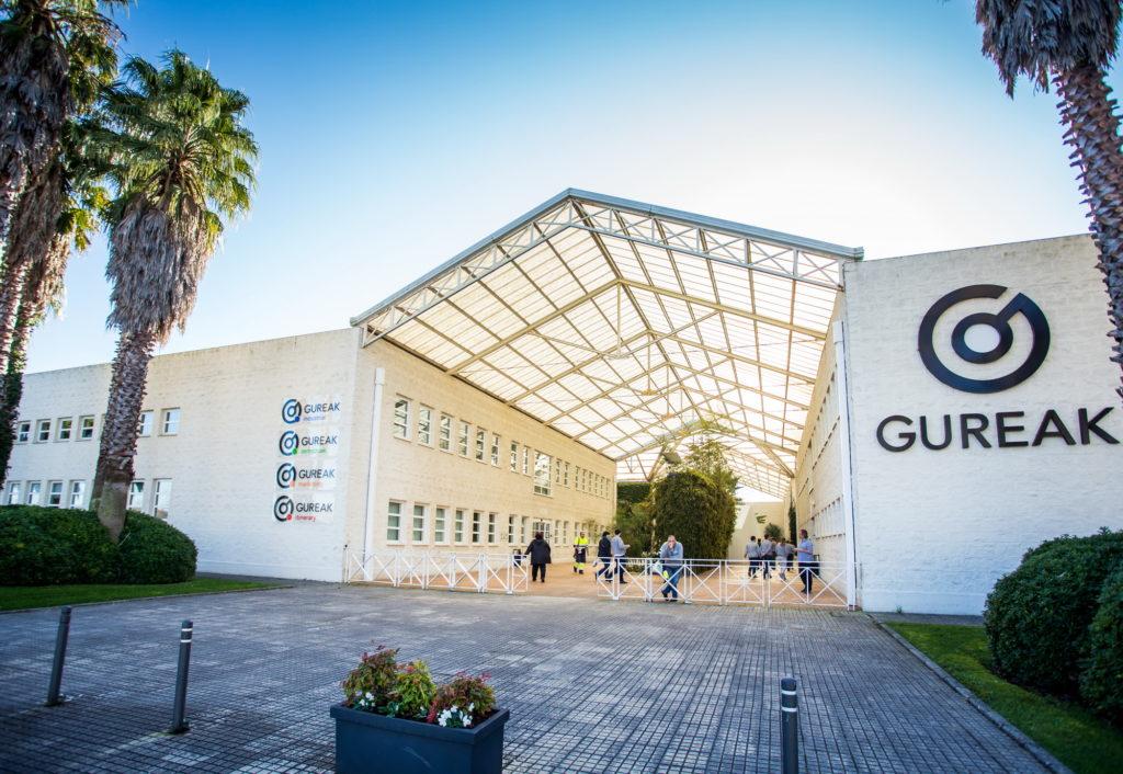 Fotografía de Gureak Premio Integra BBVA fachada sede central