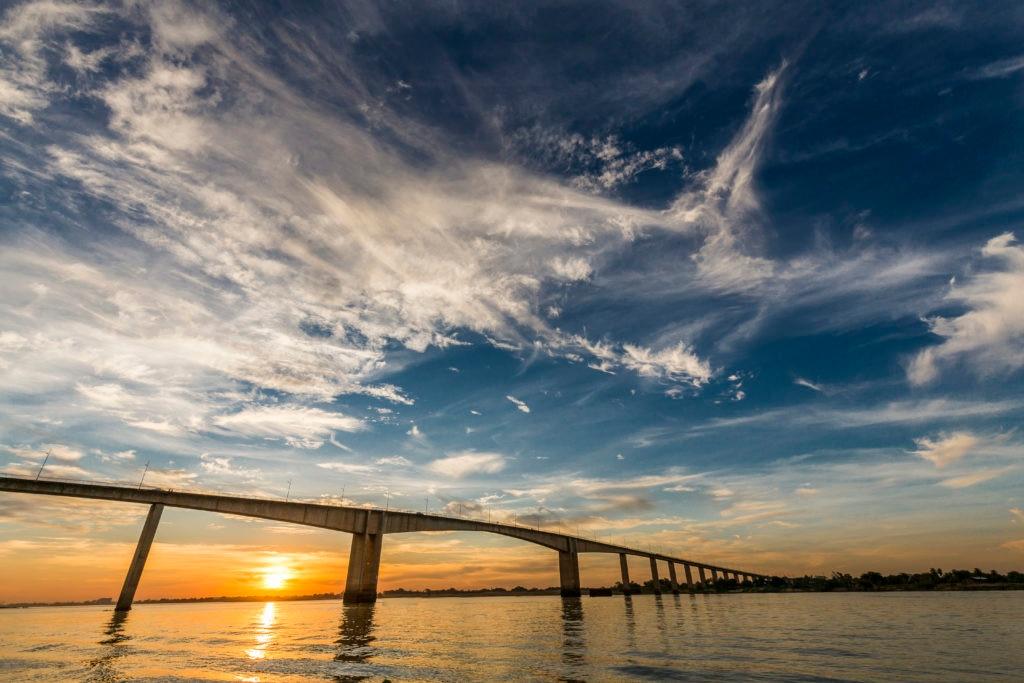Puente en Paraguay