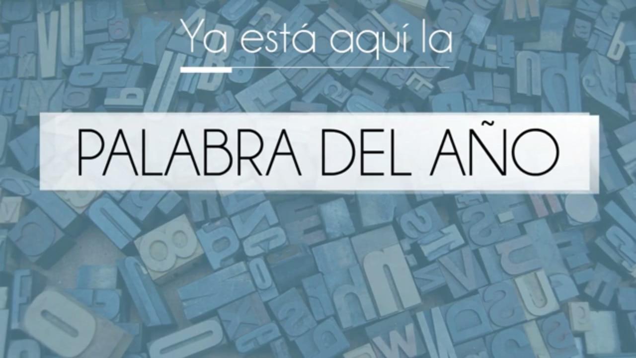 Palabra del año según Fundéu BBVA
