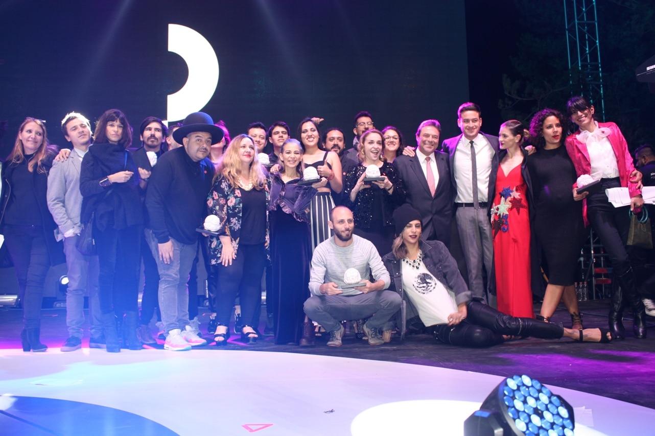 Entrega Premios Ciudad de México a la Obra de Stephen Wiltshire 3