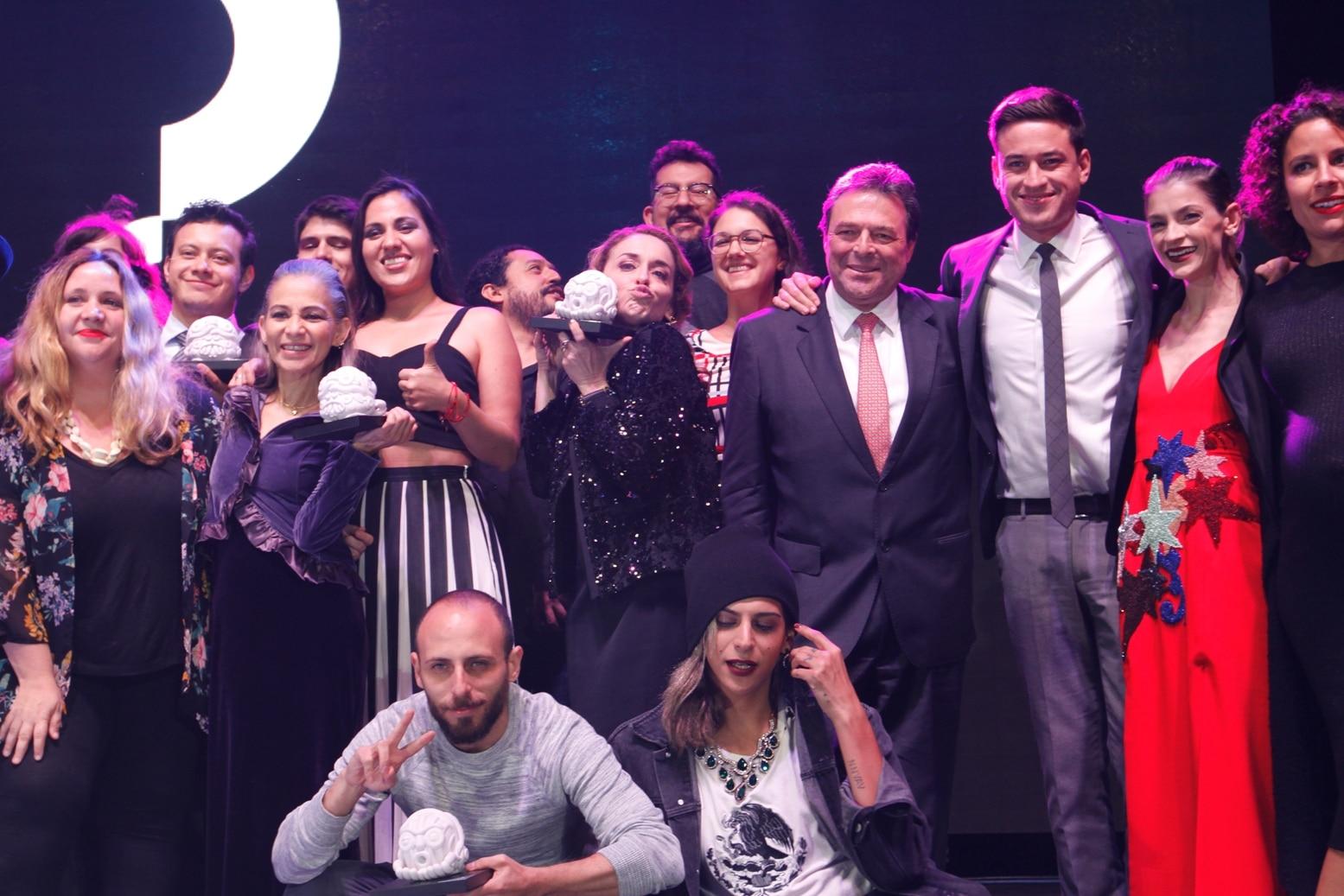 Entrega Premios Ciudad de México a la Obra de Stephen Wiltshire 6
