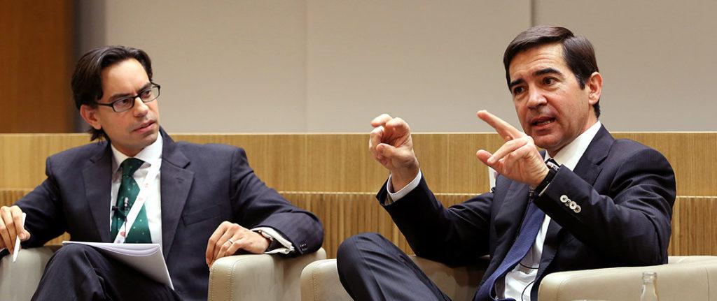 """Carlos Torres Vila: """"La tecnología y la innovación beneficiarán a todos los clientes de servicios financieros"""""""