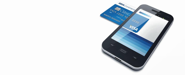 Control de tarjetas desde el celular