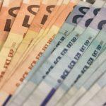 euros billetes liquidez banco recurso efectivo